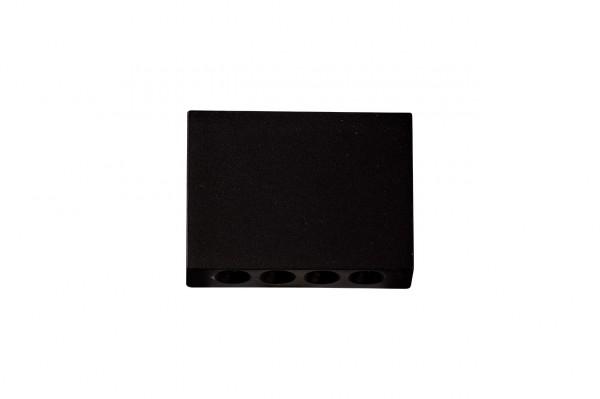 LED-Strahler (Aufputz) schwarz
