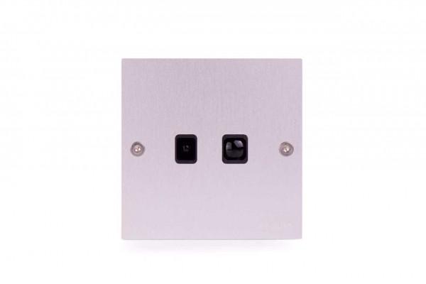 73 mm Sensor, Aluminium