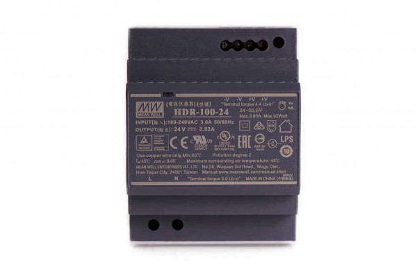 100 W power supply unit (12 V)