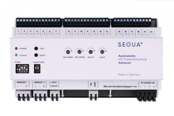 Steuergerät Advanced - Komplettset zur automatischen LED-Treppenbeleuchtung