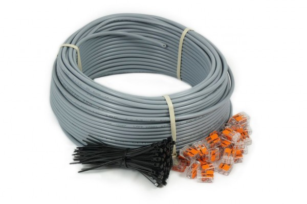 LED connection cable Set XL (up to 50 LEDs)
