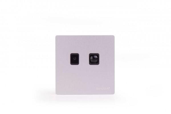 Complete 60 mm sensor, aluminium (SPARE PART)