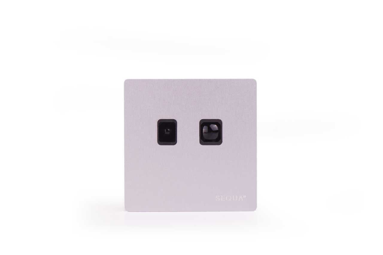 Sensor, 60mm, Aluminium, fürSEQUA LED-Steuerung